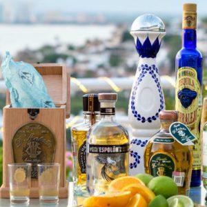 Vallarta+Tequila+Tasting+-+bottles